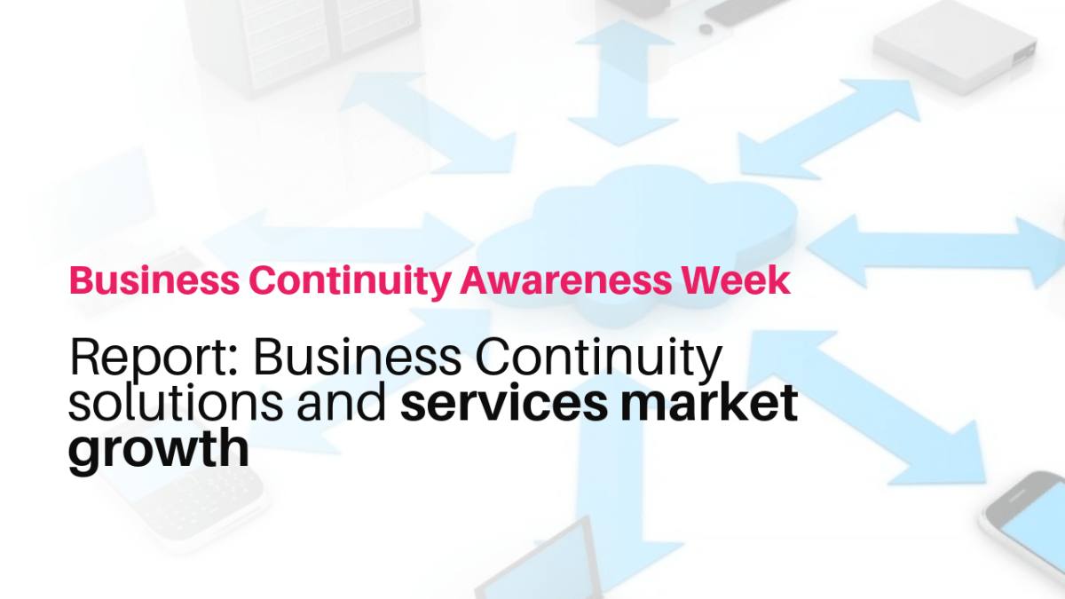 Business Continuity and Disaster Recovery solutions and services market growth